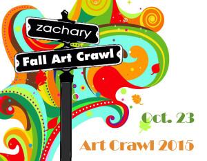 Fall Art Crawl @ Zachary Business District | Zachary | Louisiana | United States