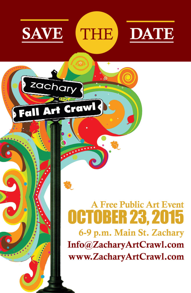 Fall Art Crawl @ Zachary Business District | Zachary | Louisiana | United States