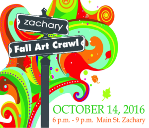 Fall Art Crawl @ Downtown Zachary