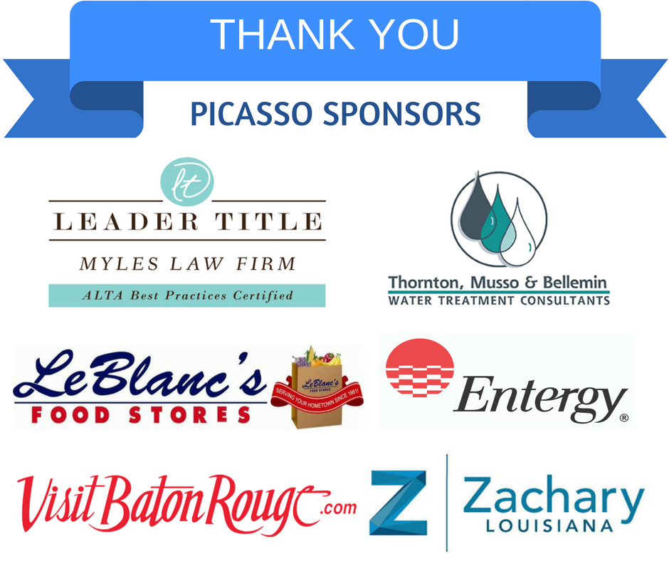 Picasso Sponsors 2016