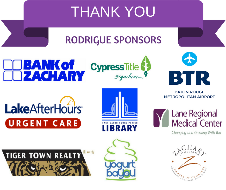 Rodrigue Sponsors 2016